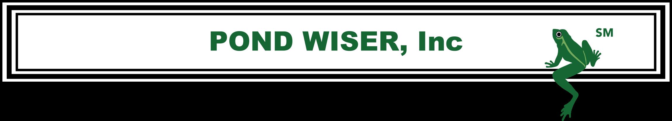 Pond Wiser